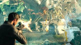 Quantum Break Gameplay Trailer - New Quantum Break Trailer Gamescom 2015