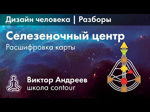 СЕЛЕЗЕНКА И ИНТУИЦИЯ В ДИЗАЙНЕ ЧЕЛОВЕКА ► Астродизайн