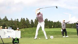 [골프스윙]전 세계 1위 조던 스피스의 슬로모션 드라이…