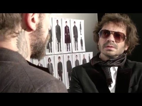 Zegna Voices project: Olivier Zahm