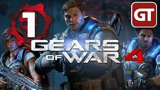 Thumbnail für das Gears of War 4 Let's Play