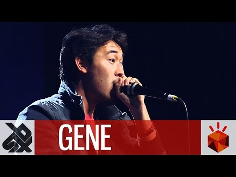 GENE  |  Grand Beatbox SHOWCASE Battle 2016  |  Elimination