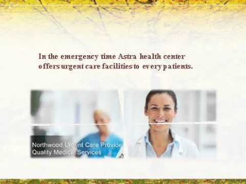 Urgent Care Services At Astra Health Center