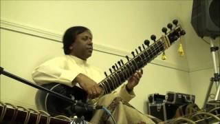 Sitar Maestro Ustad Shahid Parvez Khan - Raag Hansadhwani