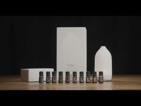 Introducing Aroma Essentials Collection