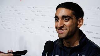 Akash Modi (USA) Interview 2019 Worlds Stuttgart - Qualifications