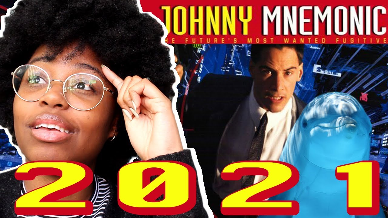 Download 2021 Predicted in 1995: Johnny Mnemonic Explained