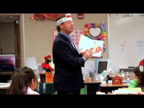 Read Across America Day 2013 at Fair Oaks Ranch Community School