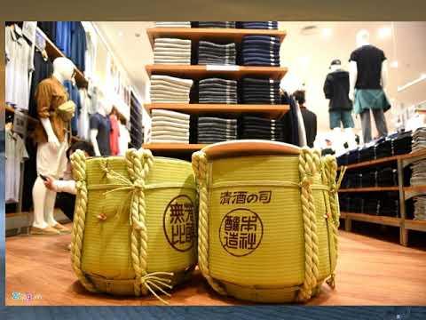 Bên trong cửa hàng Uniqlo Hà Nội đầu tiên trước ngày khai trương