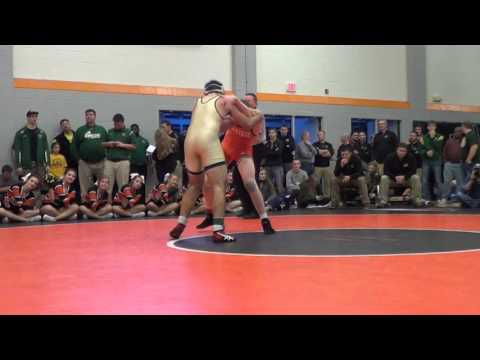 #2 Donovan Doyle vs #5 Taylor Mehmen