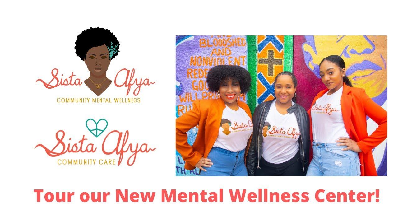 Tour our new mental wellness center!