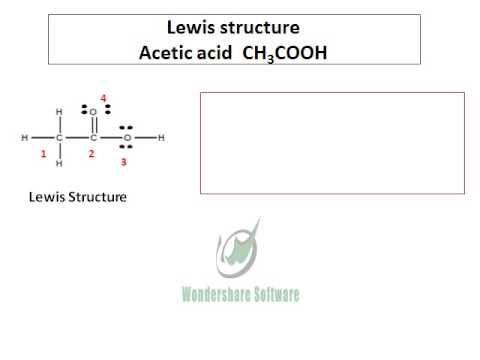 Acetamide Lewis Structure Lewis Structures Aceti...