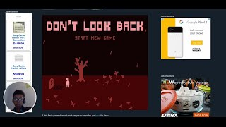 Don't Look Back   Play It Now At Coolmath Games.com