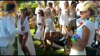 Ibiza Wedding White Party Day 2 - Lovely Laura