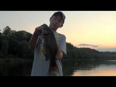 Day One: Wisconsin River Smallies/Reel Good Guide Service