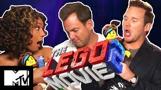 The Lego Movie 2 Cast Reveal Why Everything Is Awesome | MTV Movies