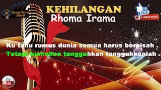 Single Terbaru -  Kehilangan Rhoma Irama Karaoke Dangdut Koplo