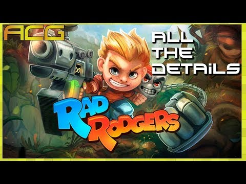 """Rad Rogers """"All The Details"""""""
