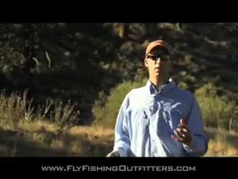 Sage Z-Axis Fly Rod - Leland Fly Fishing Outfitters