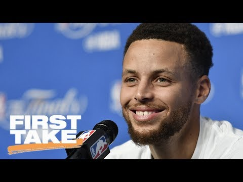 Stephen A. Says Golden State Warriors Ruined NBA Season | First Take | June 9, 2017