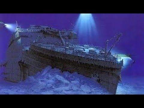 Titanic under the Ocean Documentary 2015