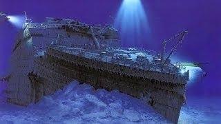 Titanic under the Ocean Documentary 2015