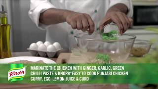 Spicy Indian Grilled Chicken Recipe By Knorr