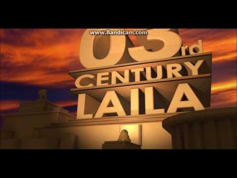 3rd Century Laila Logo