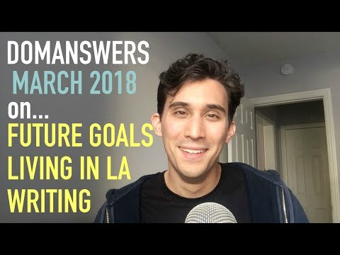 DomAnswers March 2018