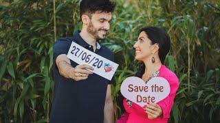 Adriano Nicholls e Aline Magesty - Cerimônia de Casamento   27.06.2020