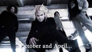 Lauri Ylonen & Anette Olzon October & April