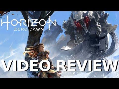Horizon Zero Dawn - Game Review