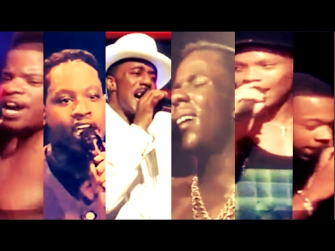 He Sangs: New Edition (Live Vocals, Dance Moves, and Showmanship)