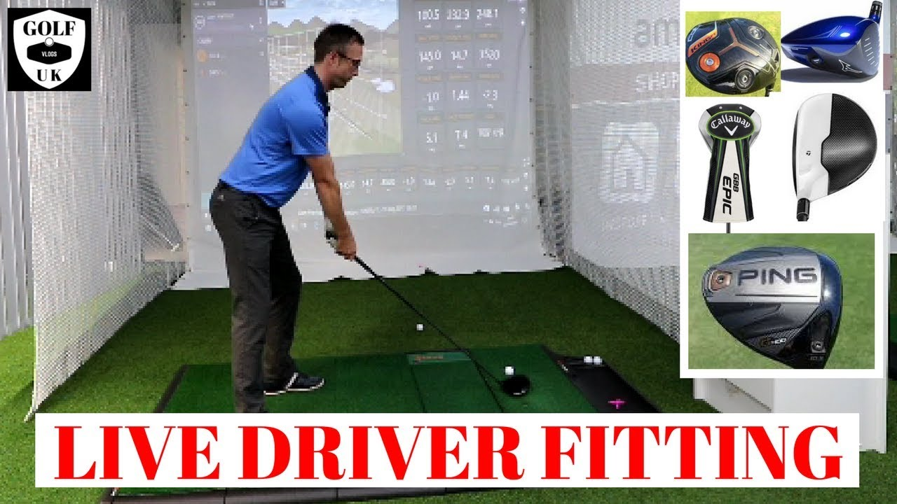 ping driver fitting near me