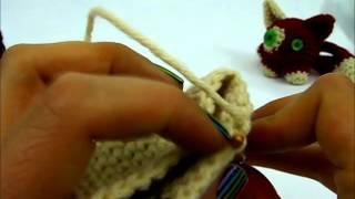 Crochet an Amigurumi Cat 1/2