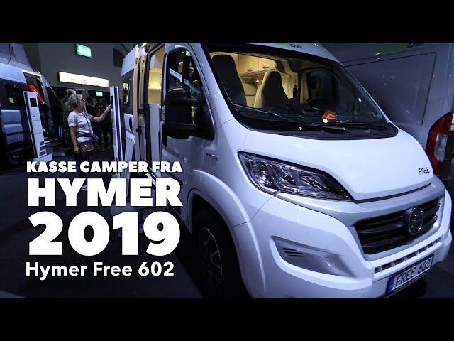 Hymer Free 602 2019 model