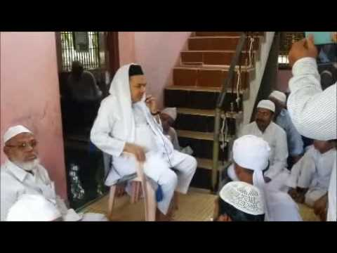 Qari Mohammed Qasim Ansari sb RA last speech in Chennai part 1