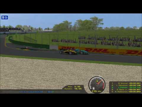 Motorsport World Cup - (Race (01/17)) - Australia