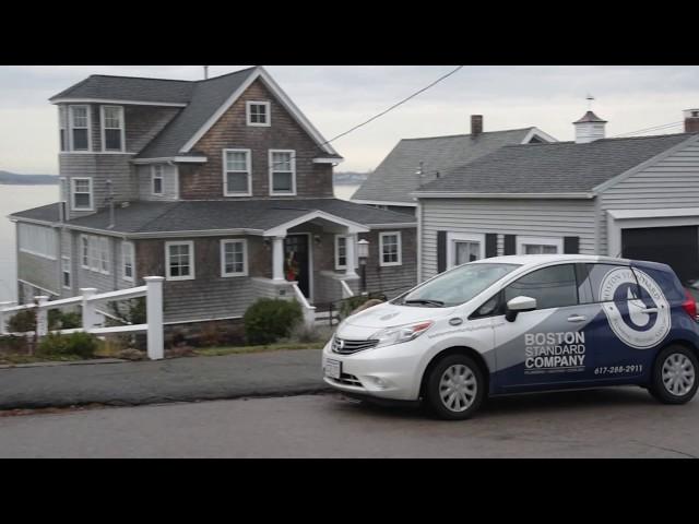 Boston Standard |  Trane HVAC In Quincy Project
