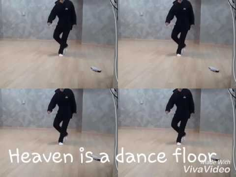 Heaven is a dance floor 라인