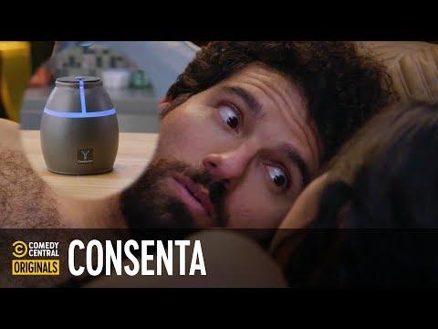 Consenta Tells Oblivious Men When Women Give Consent