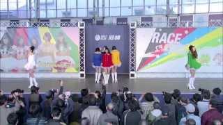 ボートレースやボートレース尼崎の魅力を伝えるべく結成された6人組ガー...