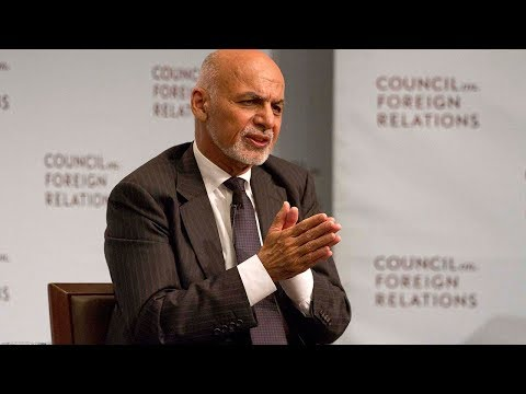 A Conversation with Mohammad Ashraf Ghani