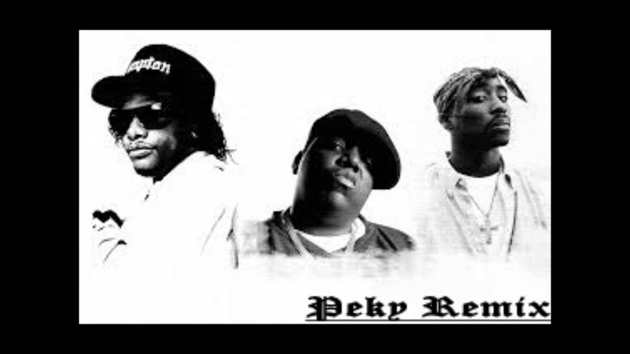 Eazy-E ft. Tupac &- Biggie mix - YouTube