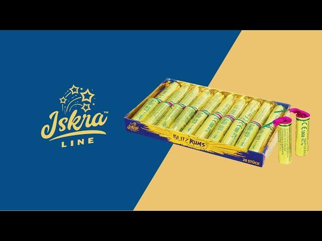 Iskra Line // Blitzrums - FB3G - Sound emitter