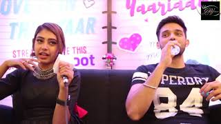Candid Talk with Parth Samthaan & Niti Taylor | EXCLUSIVE