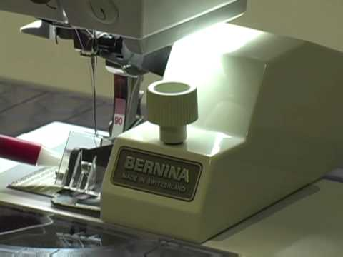 42) BERNINA presser feet -- Cut-and-sew unit #80 and foot #90