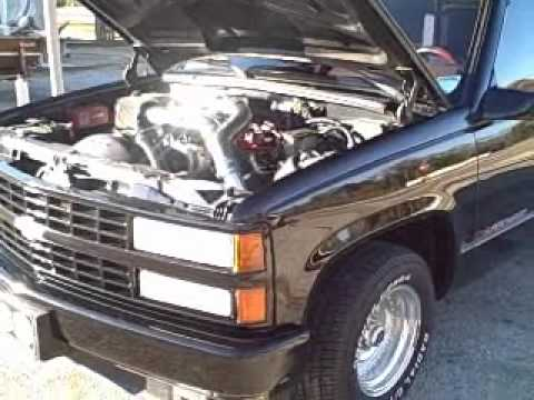 Chevy Ss Truck >> 454 ss supercharged.wmv - YouTube