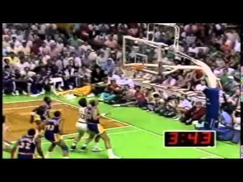 1987 NBA Finals Gm. 4 Lakers vs. Celtics (6/7)