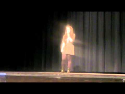 Renata Cavalieri - Sng puttin on the hits 2011